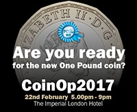 NALI London CoinOp 2017