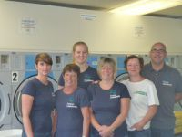 Team Photo Tavistock Laundrette